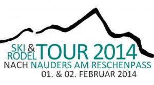 Ski- & Rodeltour 2014 nach Nauders