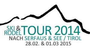 Skitour 2015 Logo